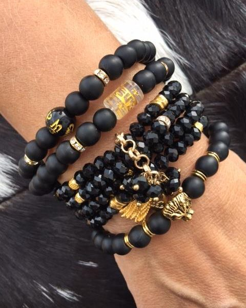 norea-svart-armband