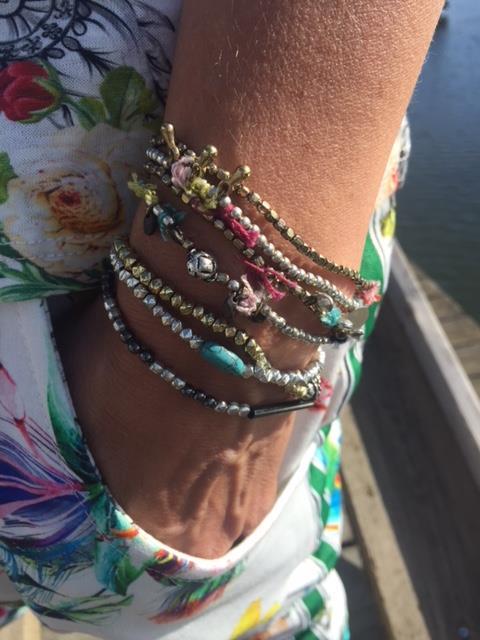 armband-flower