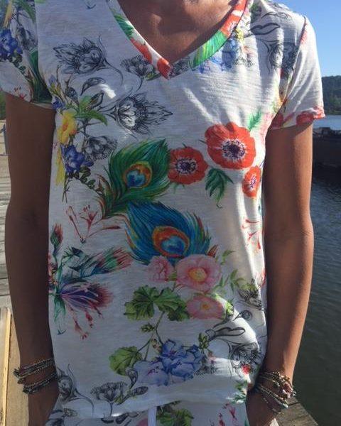 tshirt-blomma