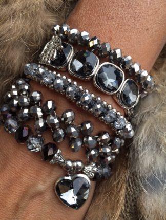 platinum armband