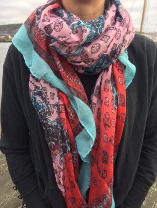 Allis sjal från Lo-ika