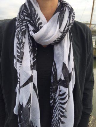 Marja sjal från Lo-ika