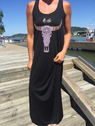 sandra svart klänning