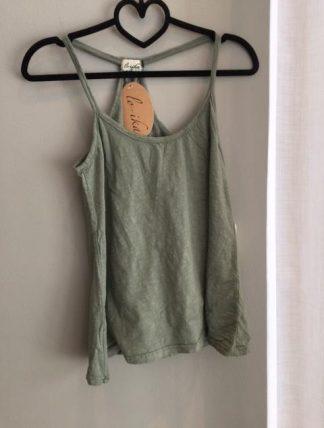 linne grön