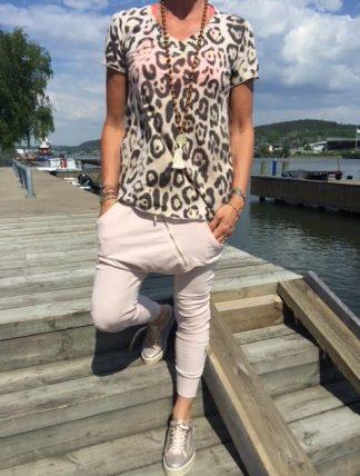 hel dress rosa leo