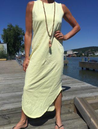 ulrika gul klänning