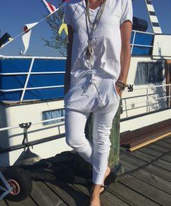 vita kläder