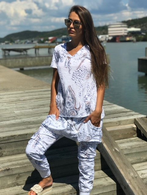 paisley kläder