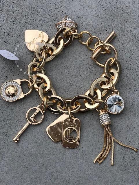guld armband