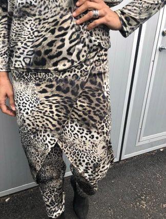 leogröna byxor