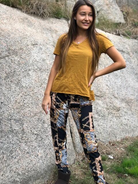 kläder med mönster