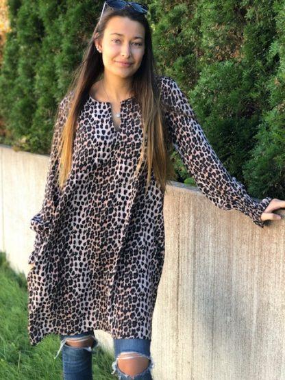 klänning leo