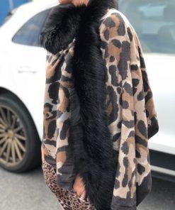 leo poncho sjal