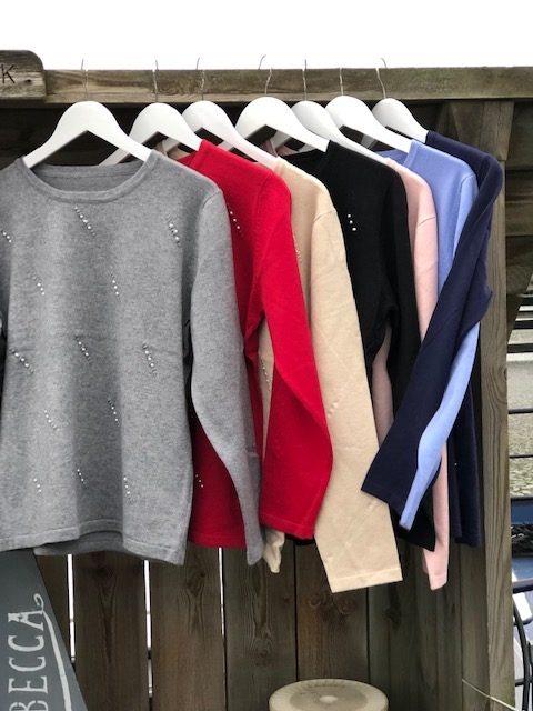 tröjor bling