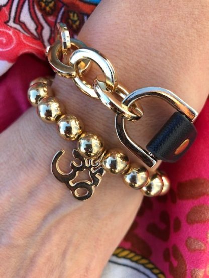 armbands set guld