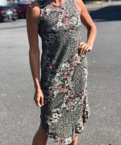 ulrika leo blomma klänning