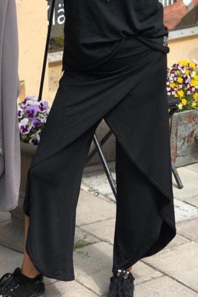 Agata svart lo-ika