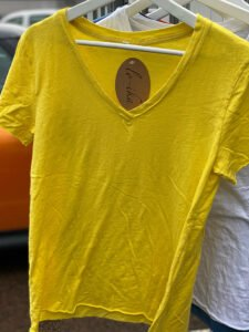 Ana t-shirt lo-ika gul