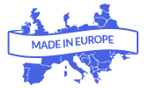 Damkläder tillverkade i Europa