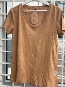 Ana t-shirt guld loika